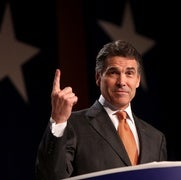 Perry Promises to Protect