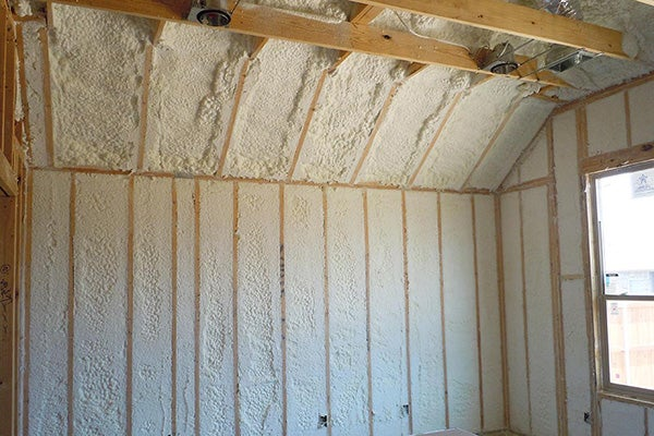 Better home insulation needed to ward off chemical for Which insulation is better