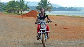 Images from the Real Face of the Ebola Crisis [Slide Show]