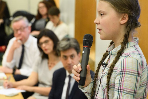 Children Change Their Parents' Minds about Climate Change