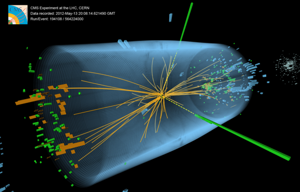 """Higgs Boson Looks """"Standard,"""" but Upgraded LHC May Tell a Different Tale"""