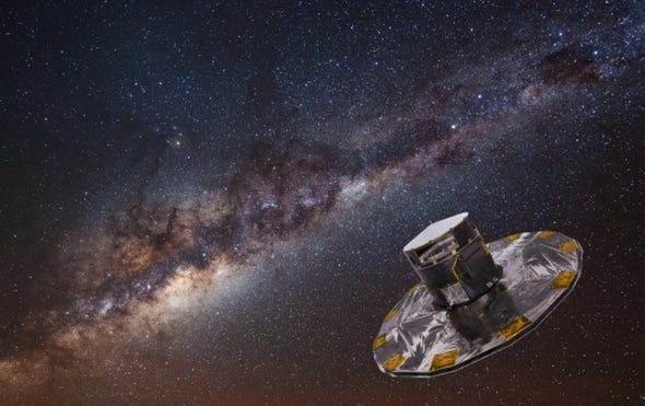 It's Full of Stars: New 3-D Milky Way Map Could Settle Debate over Who Discovered the First Exoplanet