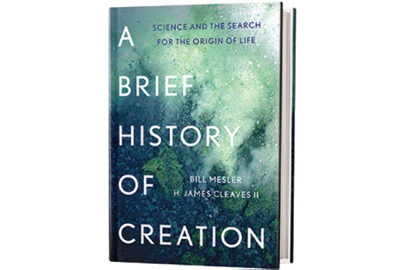 Book Review: <i>A Brief History of Creation</i>