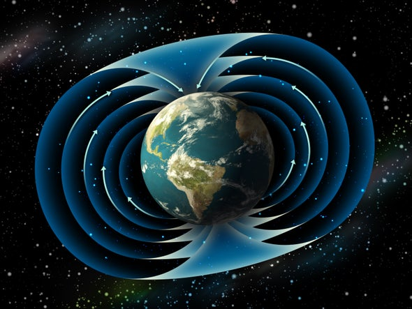 Earth's Magnetic Field Reversal Took Three Times Longer Than Thought