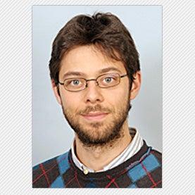 Italian physicist Matteo Lucchini