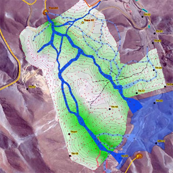[Slide Show] Divine Idea: Plugging Dams and Tracking Underground Water, Using an Earth MRI