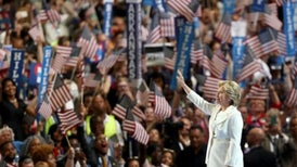 "Hillary Clinton Declares, ""I Believe in Science"""