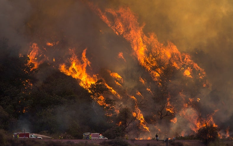 Here's What We Know about Wildfires and Climate Change