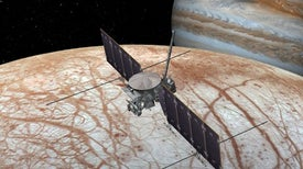 Scientists Prepare for Mission to Europa