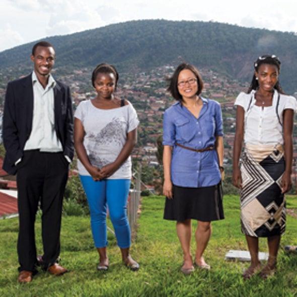 "Free Online Courses Bring ""Magic"" to Rwanda"