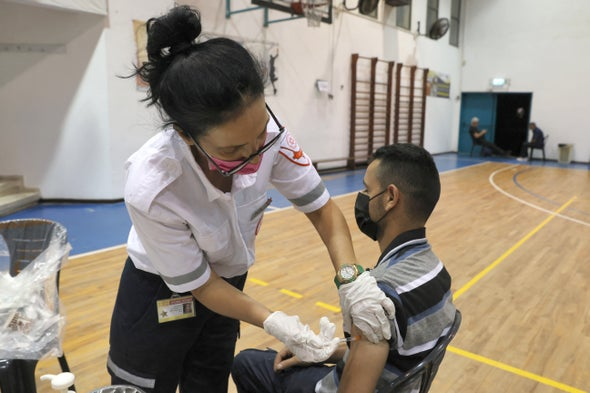 Third COVID Vaccine Shot Boosts Protection in Israeli Study