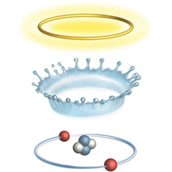 Sacred Science: Using Faith to Explain Anomalies in Physics