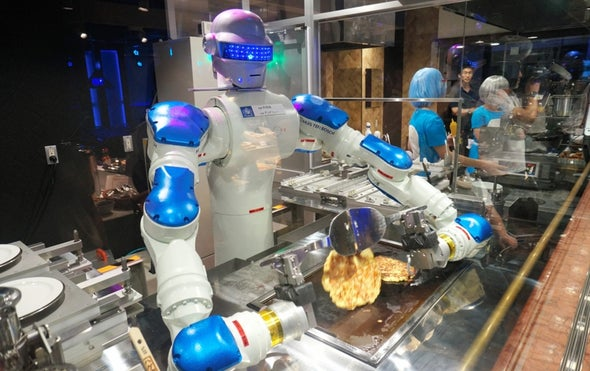 Robots Could Hack Turing Test by Keeping Silent