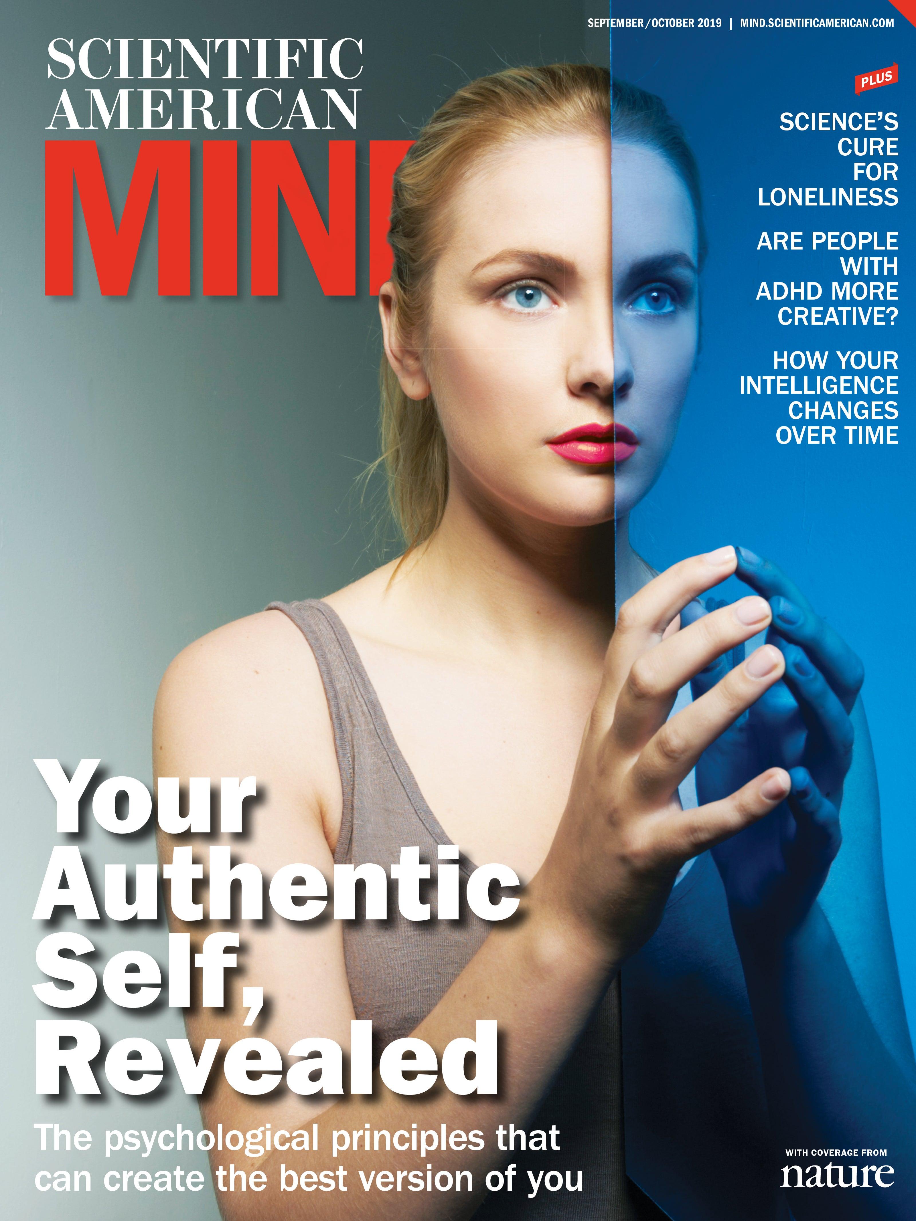 Scientific American Mind, Volume 30, Issue 5