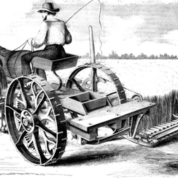 agriculture and invention in 1863 handy machines from the archives
