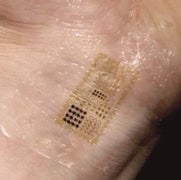 Electronic Skin Moves Us Closer to Cyborgs