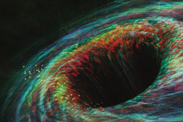 Escape from a Black Hole