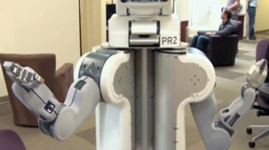 2011: The Year of the Personal Robot?
