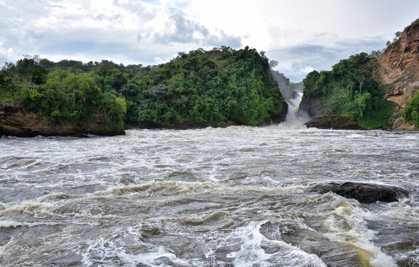 A New Dam on the Nile Reveals Threats from Warming