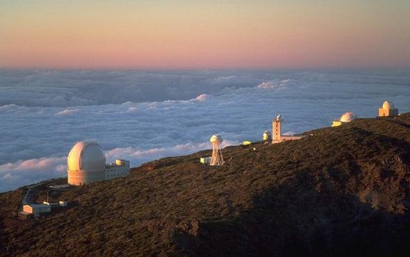 Physicists Twist Light, Send 'Hello World' Message Between Islands