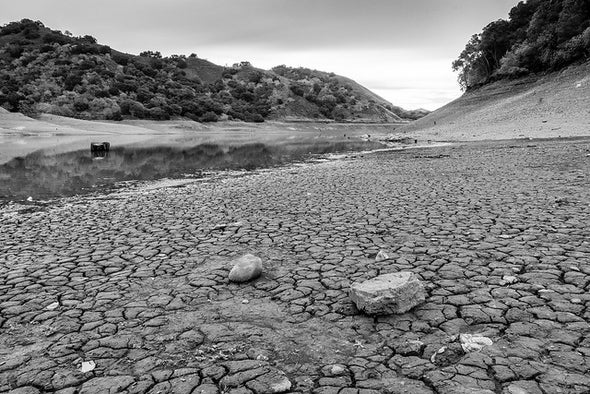 Epic Drought in California Unlikely to Ease