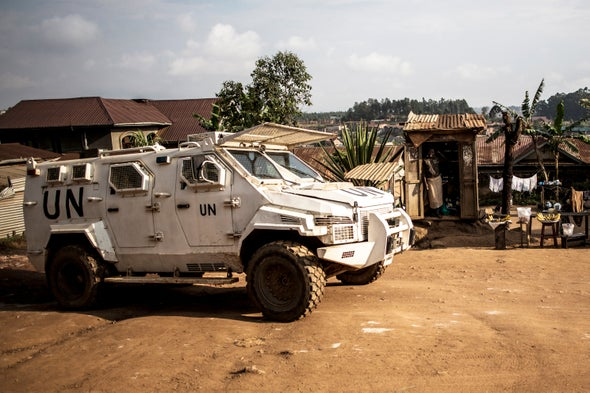 Science Under Fire: Ebola Researchers Fight to Test Drugs and Vaccines in a War Zone