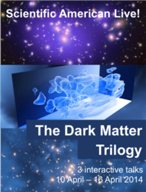 SA Live! Dark Matter Trilogy