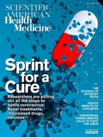 Scientific American Health & Medicine, Volume 2, Issue 3