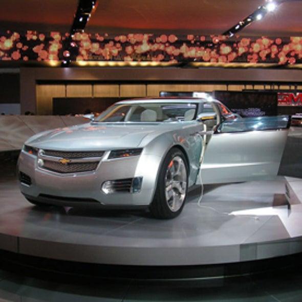 General Motors Seeks Second Life for Volt Battery