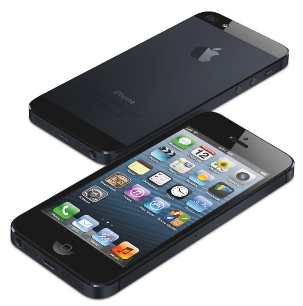 Apple Takes Wraps Off iPhone 5, 4-inch Screen and All