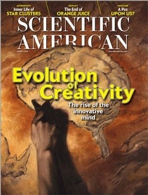 Scientific American Volume 308, Issue 3