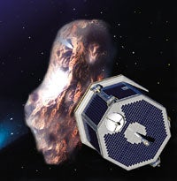 Still No Signal from Missing Comet-Hunter CONTOUR