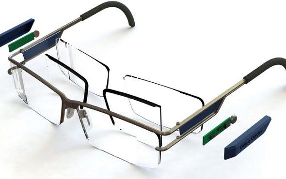 Self-Focusing Eyeglasses Are in Development in Israel