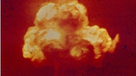 TV Remembers the First Nuclear Bomb Test