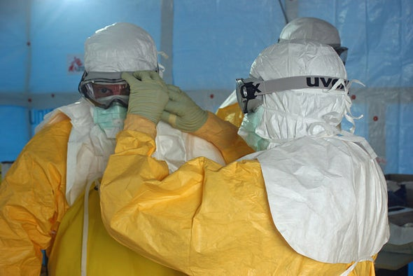 Ebola Experience Leaves World No Less Vulnerable