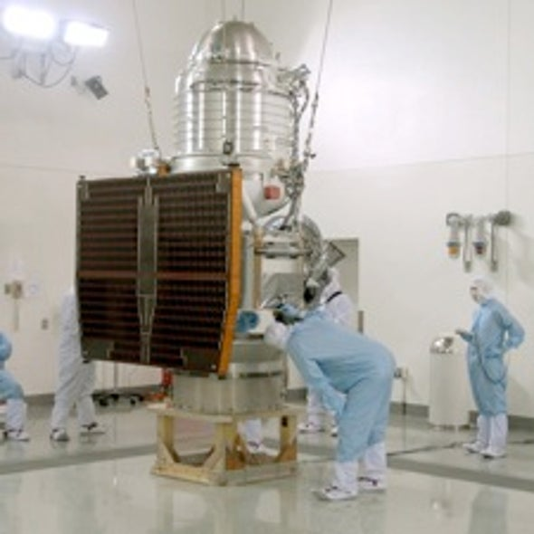 WISE Satellite Set to Map the Infrared Universe