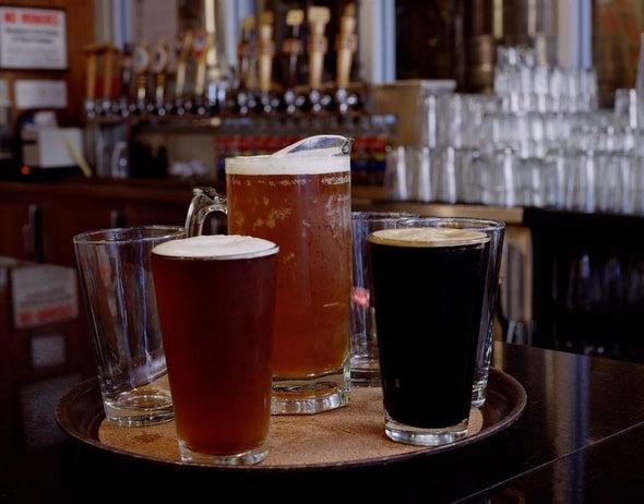 Drunk People Feel Soberer around Heavy Drinkers