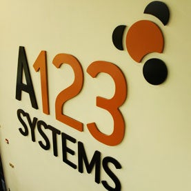A123 Systems Grand Opening in Livonia