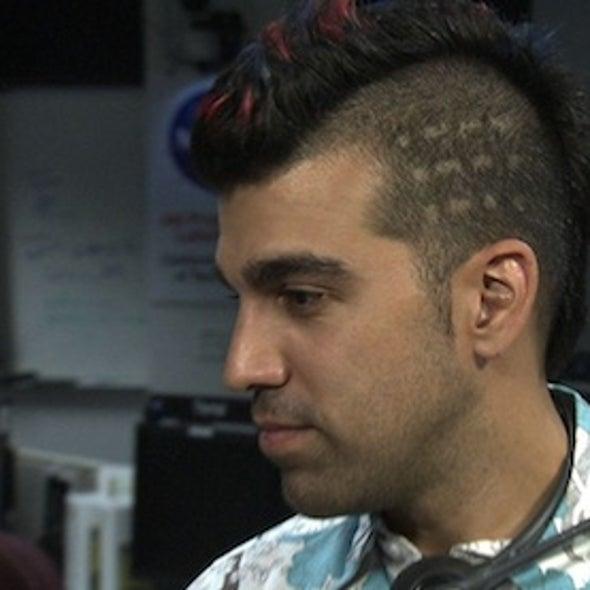 "NASA's ""Mohawk Guy"" Explains the Thrill of Exploring Mars"