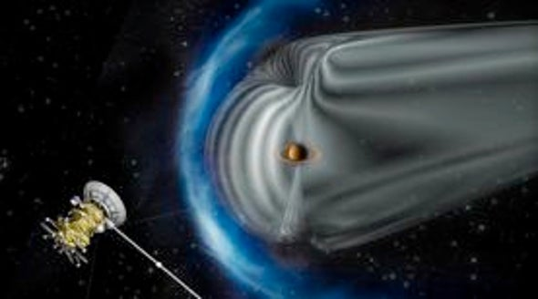 Spacecraft Discovers Particle Accelerator at Saturn