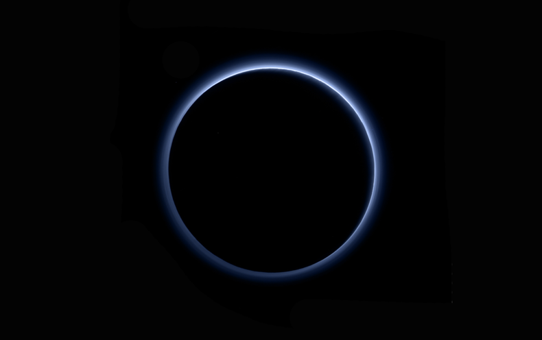 Icy Heart Could Be Key to Pluto's Strange Geology