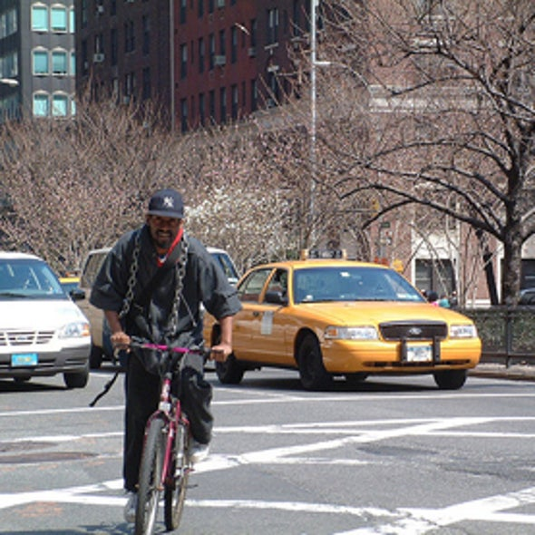 Air Pollution Triggers Heart Risk for Cyclists