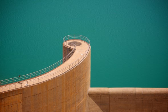 Do Dams Increase Water Use?