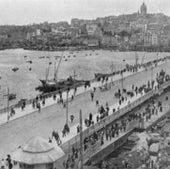 Bridge at Constantinople: