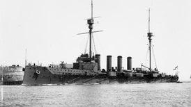 """Last Shipwreck"" from WW I Battle of Jutland Found Near Norway"