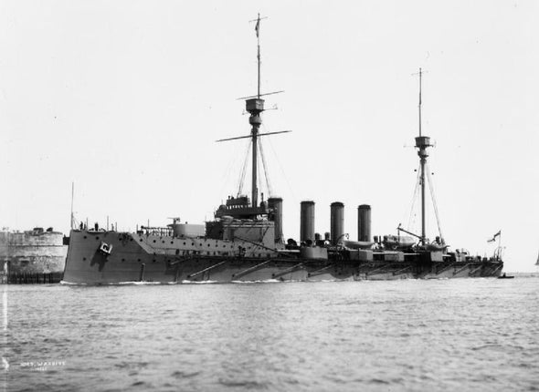 """Last Shipwreck"" from WW I Battle of Jutland Found Near Norway"