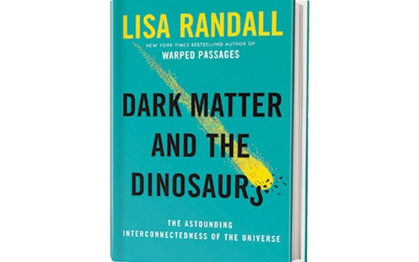 Book Review: Dark Matter and the Dinosaurs