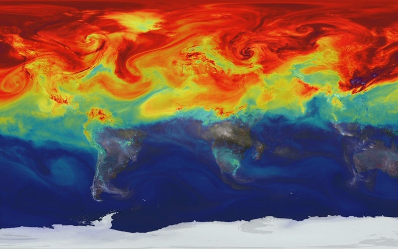 Global CO2 Emissions Were Flat in 2019--But Don't Cheer Yet