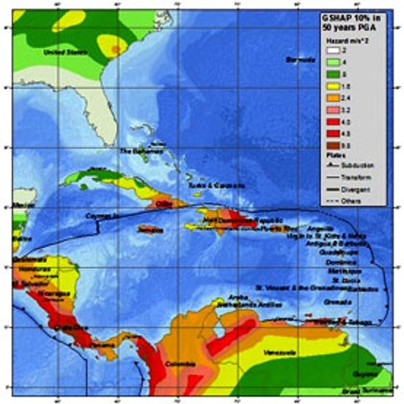 Historic Caribbean Earthquake Was Felt in NYC
