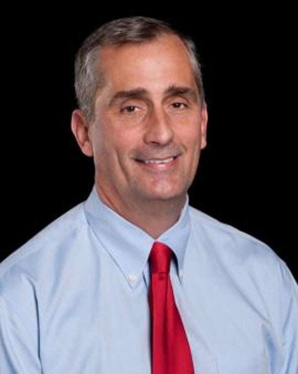 Intel CEO takes on Apple A7, cites 'Moore's Law advantage'